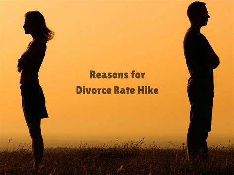 common reasons  divorce rate hike  india
