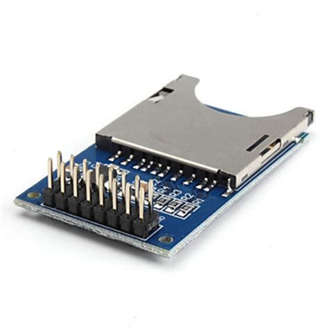 Modul Micro Sd Card Reader And Writer Arduino sd card module