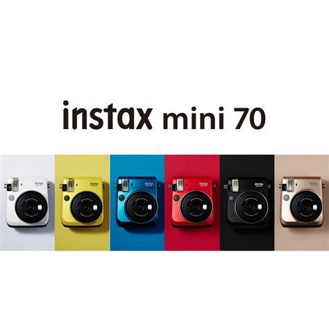 Fujifilm Instax Mini 70 Kuning instax mini 70 fujifilm