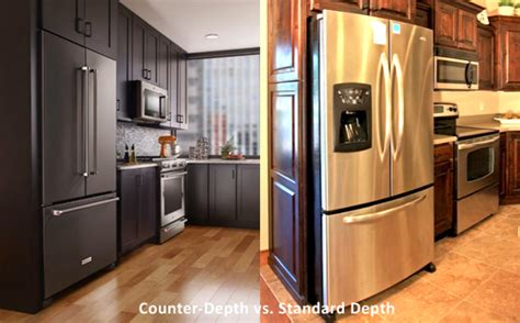 Refrigerator Trends 2017 | refrigerator depth discussion blog