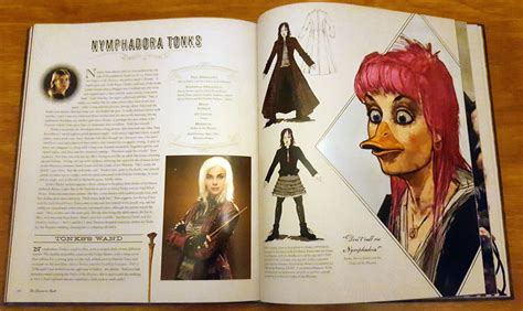 Harry Potter Fantastic Beasts Character Guide Hardcover Import harry potter the character vault review shelfabuse
