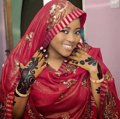 african bridal hausa style see beautiful