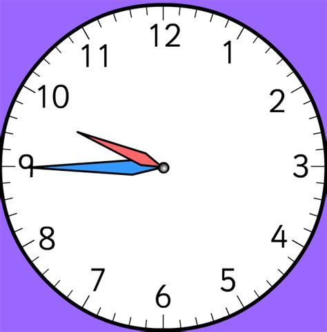 printable analogue clock template blank analog clock clipart best