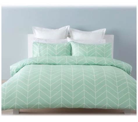 mint green coverlet mint green and pink chevron bedding www imgkid com the