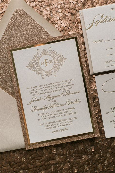 Wedding Invitation Suite Packages