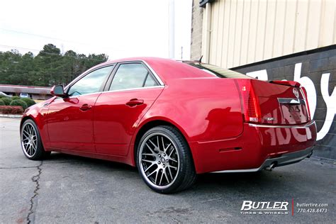 Cadillac Custom Wheels by Cadillac Cts Custom Wheels Mrr Rw06 20x Et Tire Size
