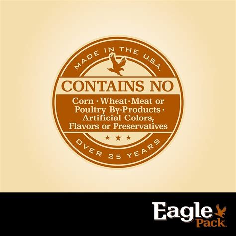 eagle pack food eagle pack food meal brown rice formula