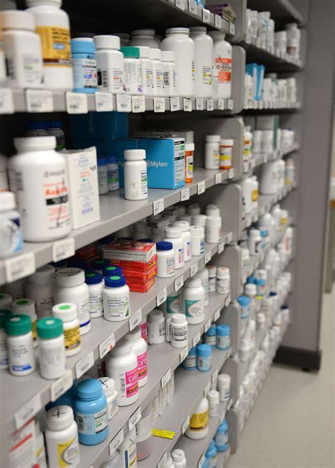 Shelf Of Medicine by Photos