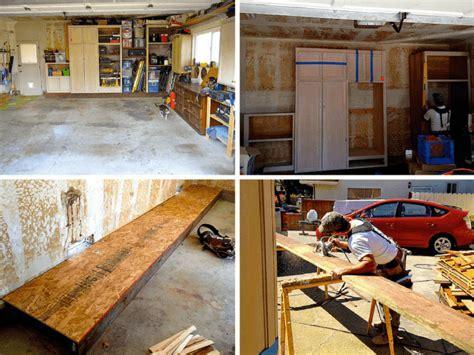 Garage Organization And Installation 13 Diy Garage Storage Ideas To Spruce Up Your Space