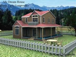 my dream home com my dream house back side composite by kunal mazumdar 3d artist