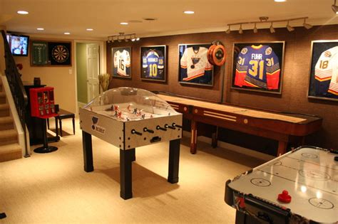 basement expert basement traditional home cinema st louis by