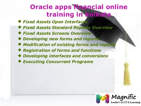 oracle tutorial in mumbai r12 oracle financial common application components