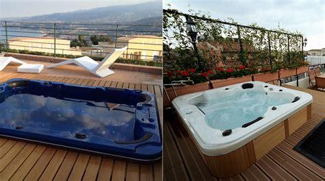 piscina per terrazzo per gli amanti terrazzo ecco la piscina sul terrazzo
