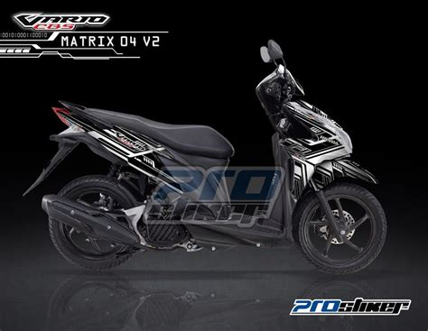 V Belt Vario 125 striping modifikasi honda vario techno 125 cbs pgm fi