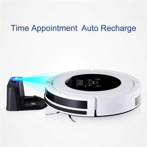 intelligent automatic robotic robot vacuum cleaning floor