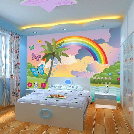 rainbow bedroom ideas 594 best mural ideas images on pinterest bedroom ideas