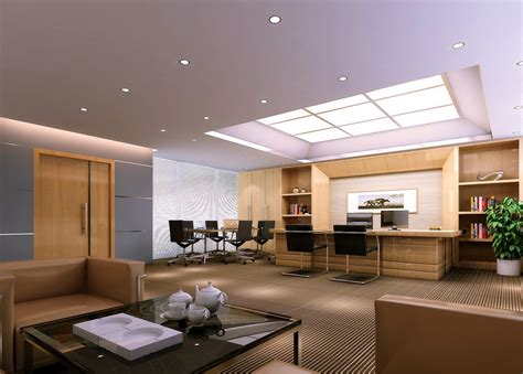 modern ceo office interior design lavender ceiling for ceo office