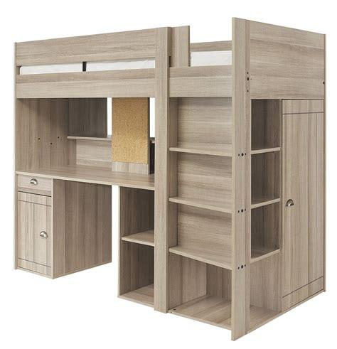 lit mezzanine avec bureau conforama unique lit mezzanine enfant avec bureau choix de produits