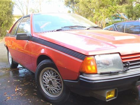 1984 renault fuego 1984 renault fuego turbo bazzamac shannons