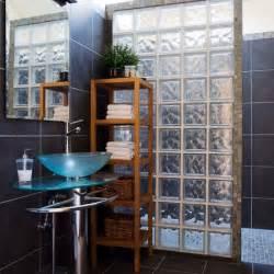 Bathroom Glass Tile Designs Bathroom With Glass Tiles Bathroom Tile Ideas