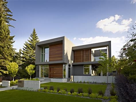 Pictures Of Contemporary Houses | contemporary house displaying a neat interior the summit
