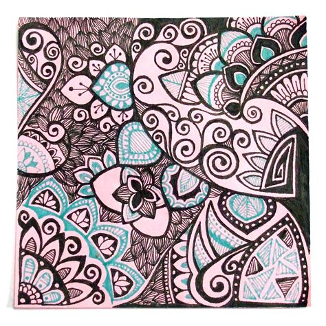 doodle with drawing doodle ink with lots of black by yael360 on