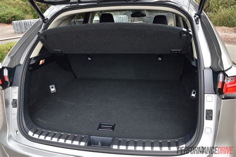 lexus nx interior trunk should you buy a 2015 lexus nx 200t