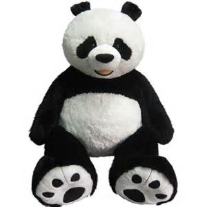 Duvet Costco Jumbo 53 Quot Plush Panda Bear