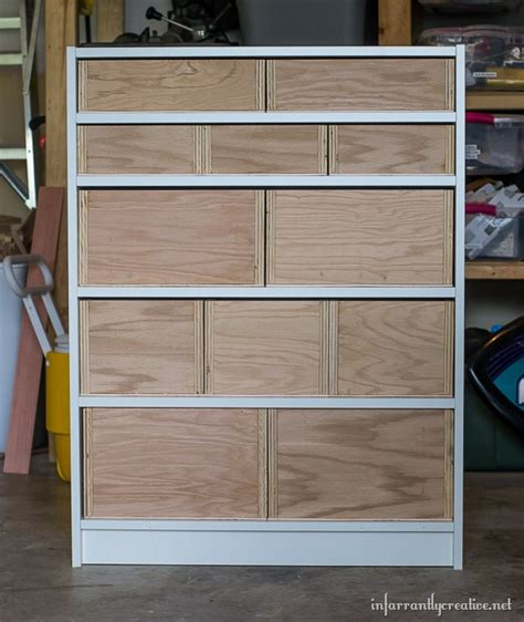 Billy Bookcase Drawers by Billy Bookcase To Drawer Hack