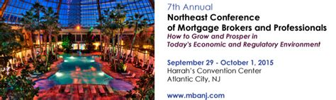 Nj Mba Conference Atlantic City 2015 by Ncs At The Northeast Conference Of Mortgage Brokers And