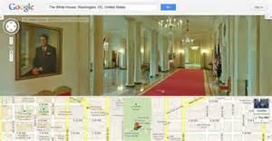 take a virtual tour of the white house