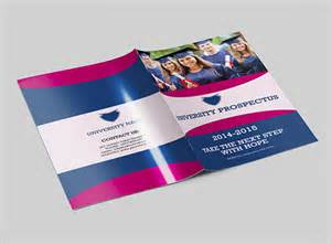 Pages Template Brochure by College Brochure Templates 38 Free Jpg Psd Indesign