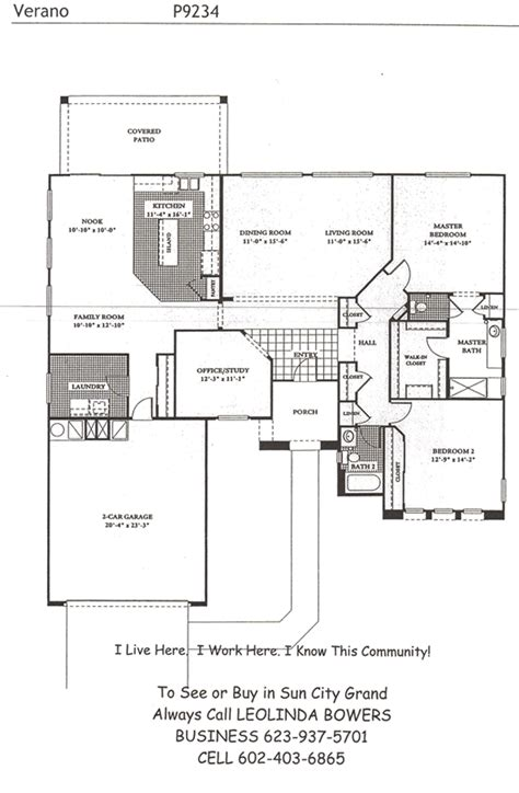 sun city grand floor plans find sun city grand verano floor plans leolinda bowers