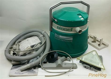 green machine rug cleaner bissell big green clean machine multi purpose 3144 pinehog
