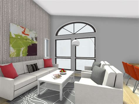 wallpaper accent wall for creative living room ideas living room living room wallpaper accent wall photo 4