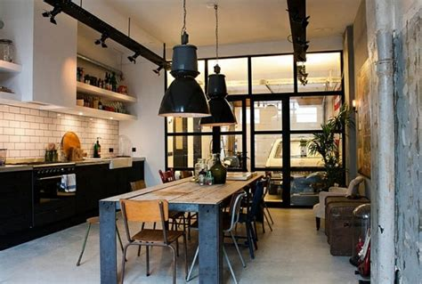 Suspension Industrielle 544 by Large Pendant Lights In The Dining Room Modern Pendant