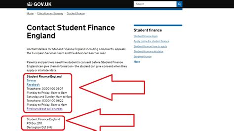 Student Finance Letter Not Received Government Institutions Archives Uk Customer Service Contact Numbers Lists