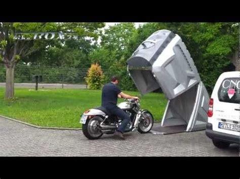 Motorrad Mobile Garage by Motorcycle Storage Designs From Around The World Part 1