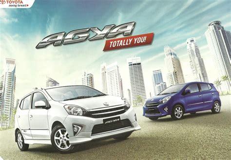 New Emblem Logo Untuk Mobil Astra Toyota Agya Original brosur astra toyota agya 2014 promo dealer mobil baru