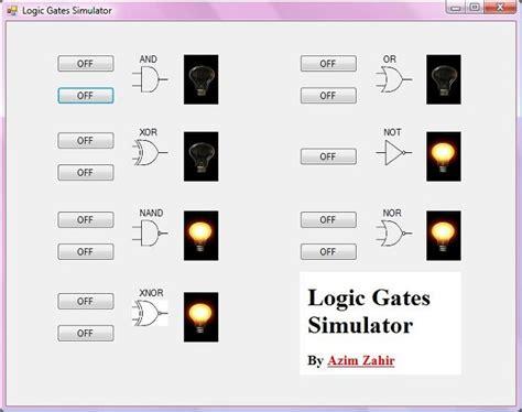 applications of basic logic gates economical home lighting