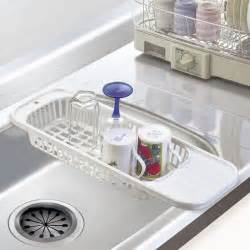Kitchen Sink Drain Rack Kitchen Sink Drain Rack Cutlery Shelving Treatment Of Fruits And Vegetables New Compact Dish
