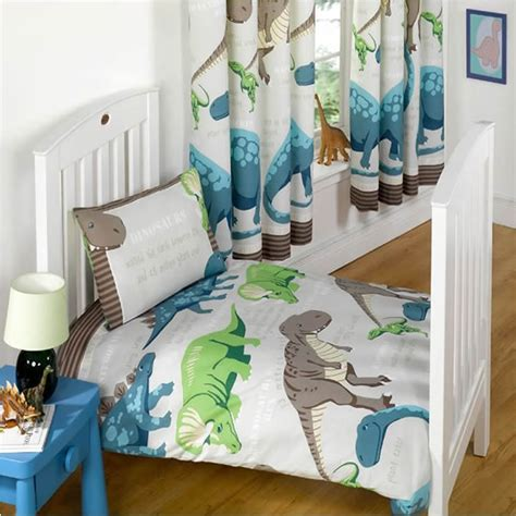 matching room bedding dinosaur facts toddler bedding with matching