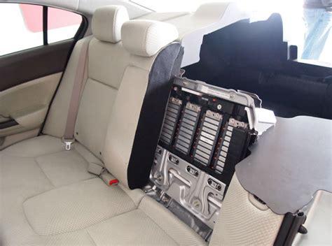 Honda Civic Hybrid Battery by Honda Insight Hybrid Battery Location Honda Get Free