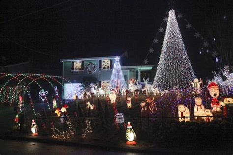 check out our winner for best holiday light display in n j