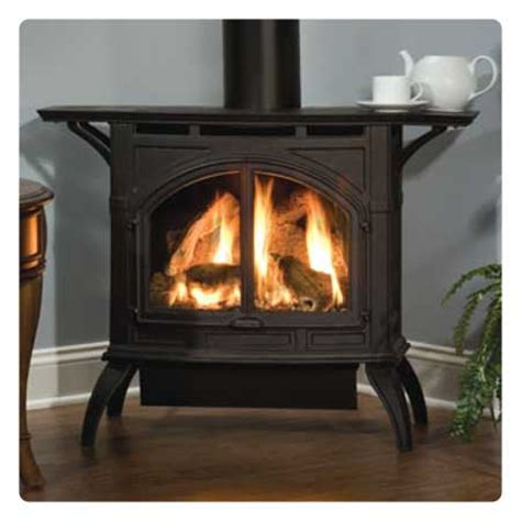 Gas Fireplace Stove by Vent Free And Ventless Fireplaces Monessen And Empire