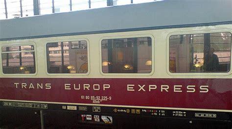 htm express kredit news ch trans europ express rollt wieder auf