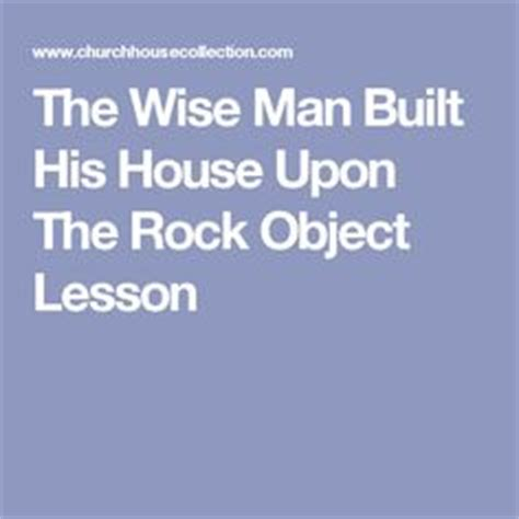 the wise man built his house upon the rock put on your hard hat and tool belt as we go under construction for the lord students