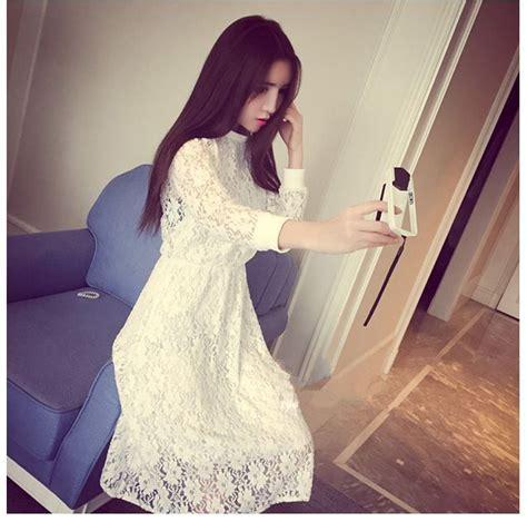 Dress Midi Gaun Import Green Pattern Size L 211827 28750 white black lace midi dress 183 000