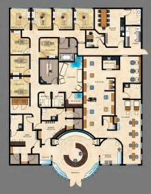 Salon And Spa Floor Plans by Nicole Campbell Day Spa