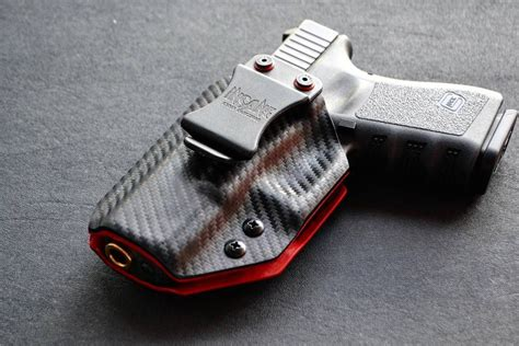 iwb light bearing holster iwb 2tone light bearing kydex holster combat project